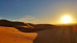 Saharaöknen Bild: Pixabay