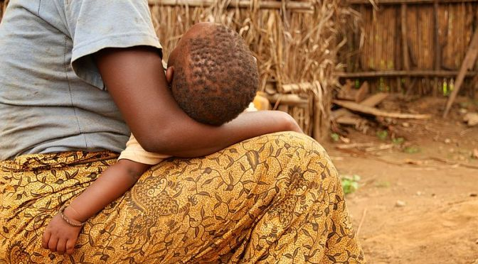 Våldtäkt som vapen i DR Kongo