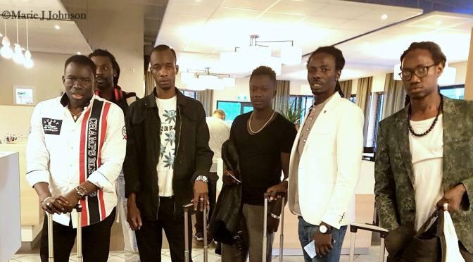 Assane Ndiaye avslutade OGIS Kulturvecka i Stockholm – en magisk kväll