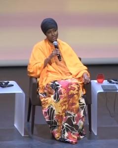 Deeqo, presidentkandidat i Somalia Foto: Print Screen från Youtube