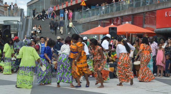Följ med på gambisk kulturvecka 2016