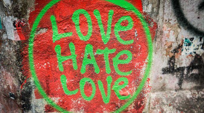 Våga välja kärlek