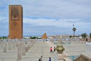Statsvy i Rabat, Marocko. Foto: Pixabay