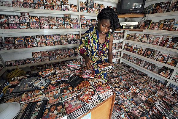 I Nollywood är inget hittepå