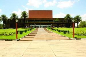 Parlamentet i Lusaka, Zambia. Foto: Lighton Phiri