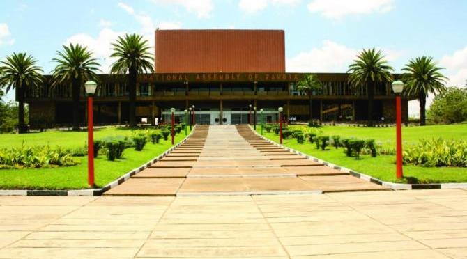 Oroligheter inför det zambiska valet, oppositionsanhängare gripna av polis