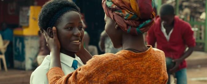 Disneys nya produktion utspelar sig i Uganda med Lupita Nyong'o