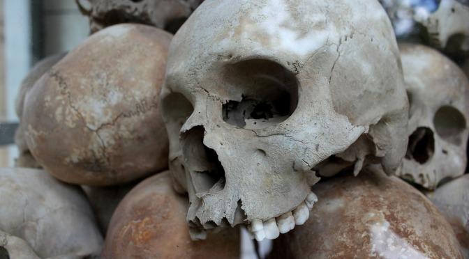 En ursäkt räcker inte för ett folkmord i Namibia, Tyskland