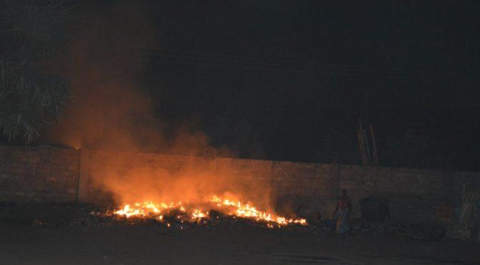 Brand och skottlossning på högsäkerhetsanstalt i Etiopien