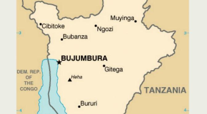 FN-rapport varnar om nytt folkmord i Burundi
