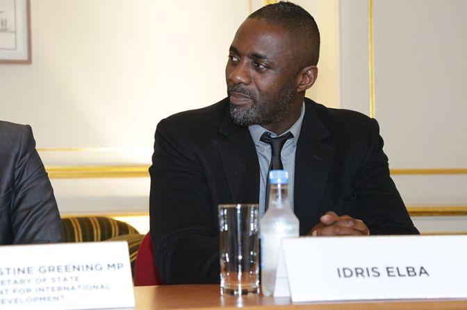 Idris Elba – min kärlek