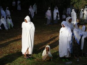 Bilden är tagen i Etiopien, men i ett helt annat sammanhang. Foto: Pixabay