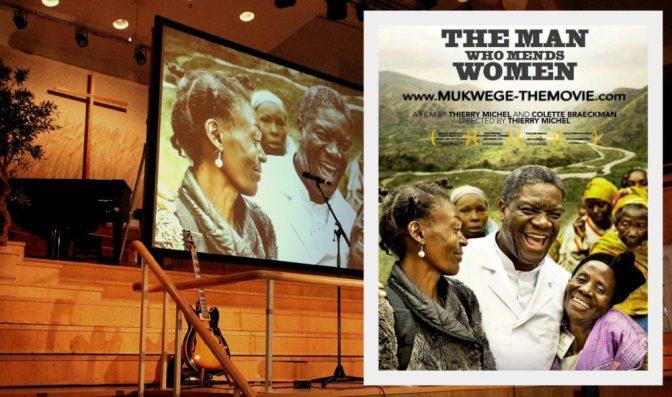 """Sverigelansering för """"Mannen som reparerar kvinnor"""" – en dokumentärfilm om doktor Mukwege"""