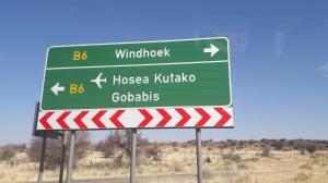 Windhoek. Foto: Anna Wedin