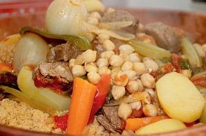 En variant av nordafrikansk couscous. Foto: Pixabay