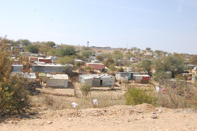 Katutura – Namibias kåkstad där hopplöshet och framtidstro går hand i hand