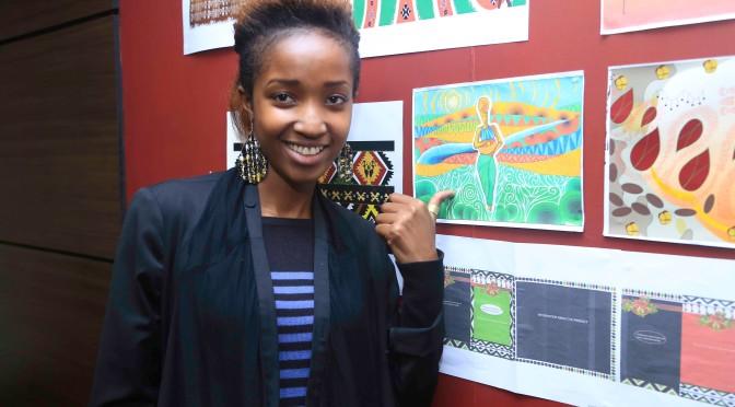Kenyansk student bakom designen på Zoégas julkaffe