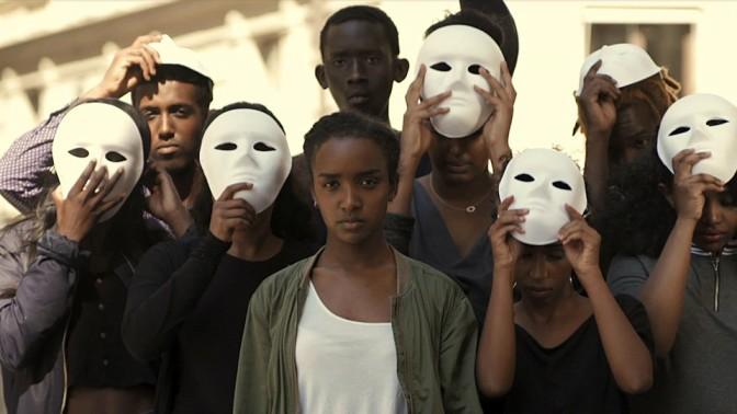 SVT och UR Play har premiär på ungdomsserie med afrosvenskt perspektiv; Melanin