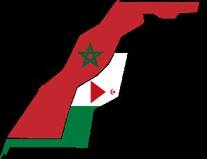Marockos ockupation av Västsahara. Foto: Pixabay
