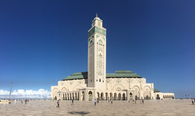 "600 ""gröna moskéer"" skapas i Marocko"