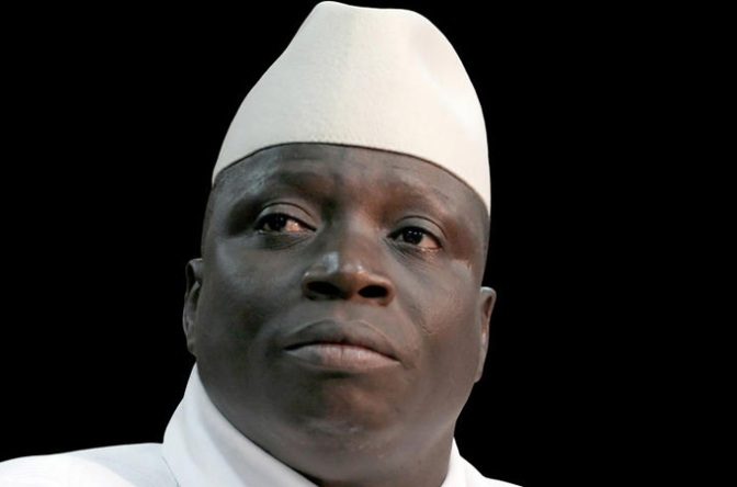 Gambias president vägrar förlika sig med valresultatet