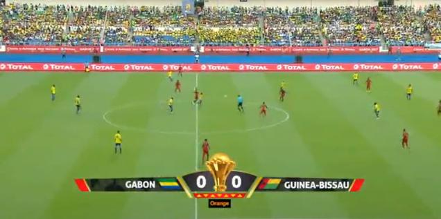 Afrikanska mästerskapet i herrfotboll 2017 har startat