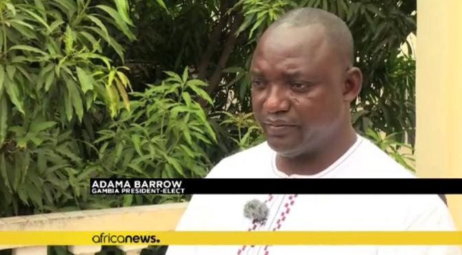 Gambia på is i väntan på maktskifte – Jammeh vägrar lämna