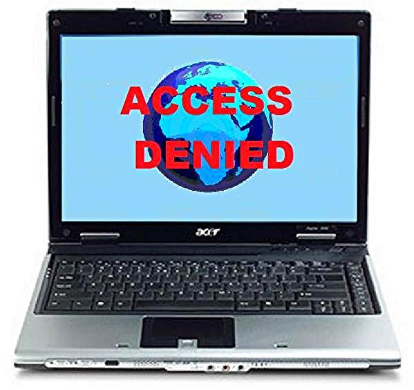 Internet i Kamerun tillbaka