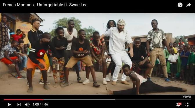 Amerikanska musikstjärnor som hämtar inspiration från Afrika – den nya imperialismen?